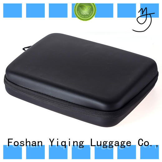 Yiqing Luggage leather toiletry bag customization for lady