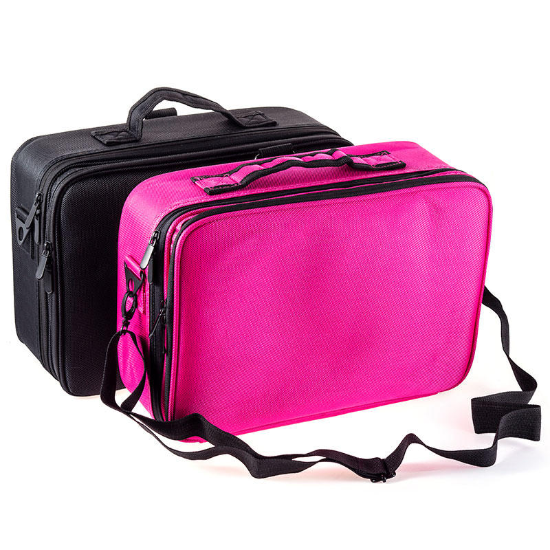 Cosmetic bag partition multi-layer multi-functional large capacity cosmetic box portable wash and gargle bag JJQ-060