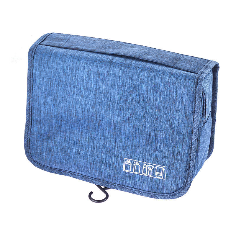 Washing Bag Cosmetic Bag for Men and Women Multifunctional, Simple and Portable Hook Receiving Bag JJQ-066