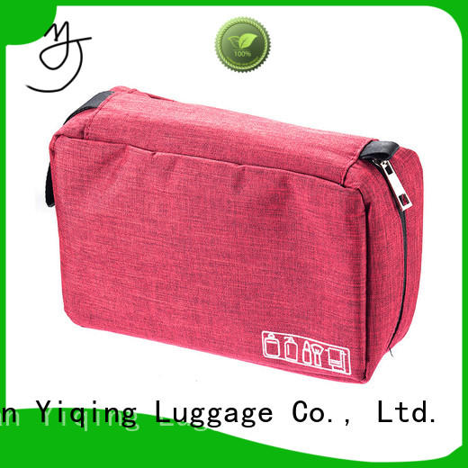 Yiqing Luggage ladies toiletry bag supplier for travel