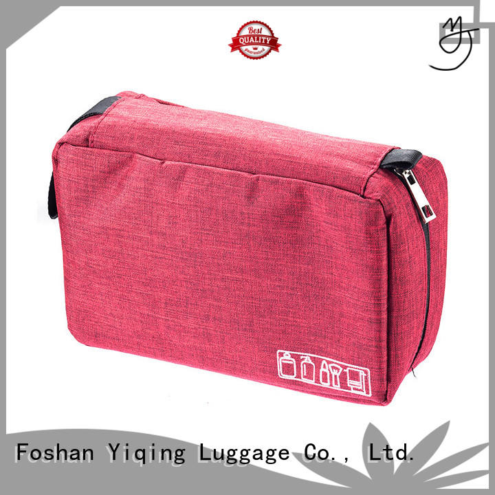personalized oxford makeup bag brand for man