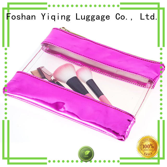 Yiqing Luggage clear wash bag wholesale for woman