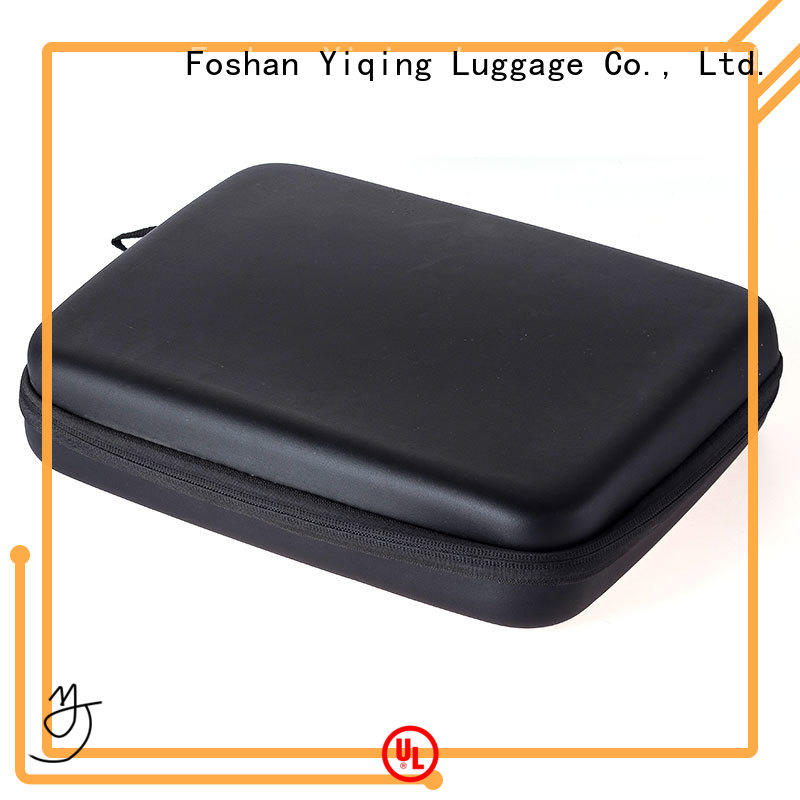 Yiqing Luggage leather cosmetic case customization for lady