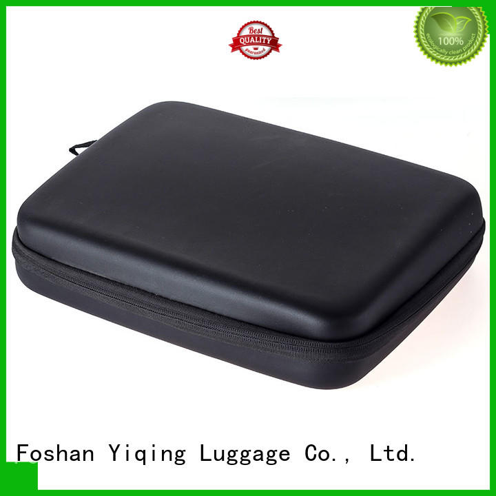 Yiqing Luggage leather leather travel toiletry bag customization for man