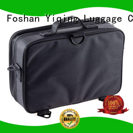 Yiqing Luggage customized cosmetic and toiletry bags wholesale for woman