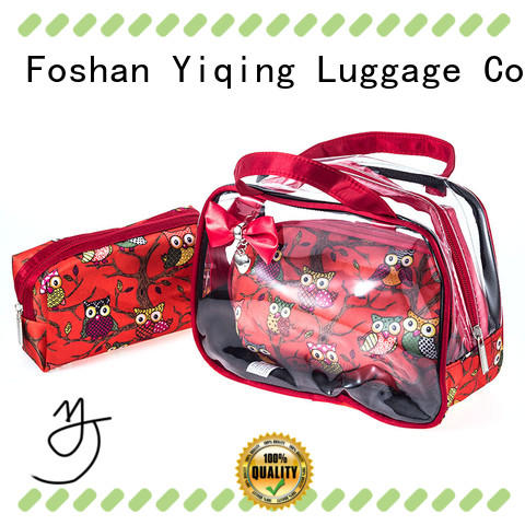 transparent wholesale pvc cosmetic bag for sale for man