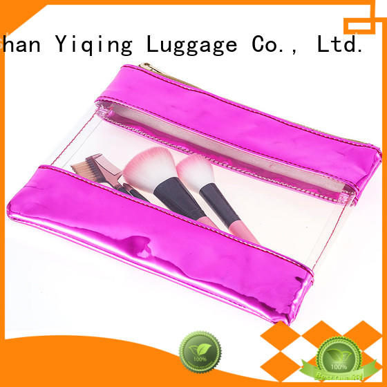 clear transparent makeup case for sale for travel