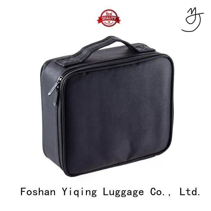 Yiqing Luggage canvas wholesale canvas makeup bags wholesale for woman