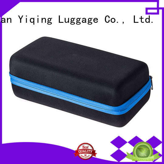 Yiqing Luggage portable personalized makeup bags for man