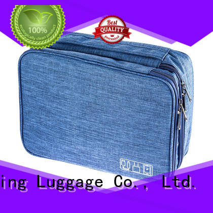 Yiqing Luggage canvas cosmetic and toiletry bags wholesale for man