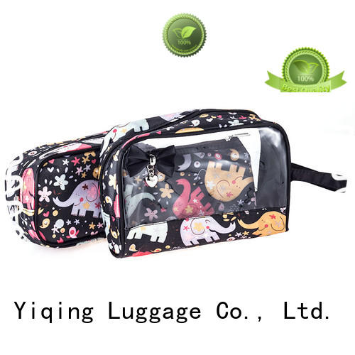 Yiqing Luggage pvc makeup case wholesale for man