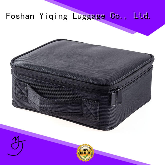 Yiqing Luggage canvas nylon toiletry bag supplier