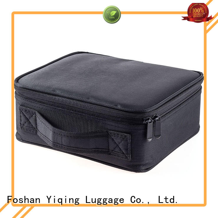 Yiqing Luggage waterproof makeup and toiletry bags wholesale for man