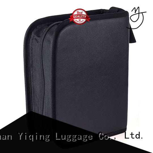 Yiqing Luggage large leather toiletry bag for sale for lady