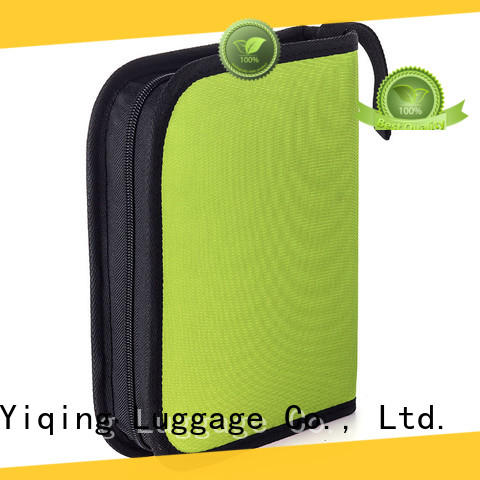 Yiqing Luggage cosmetic pouch brand for travel
