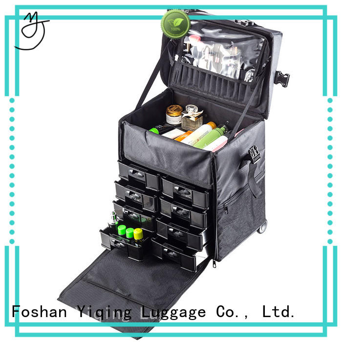 Yiqing Luggage best makeup luggage on wheels on wheels for work