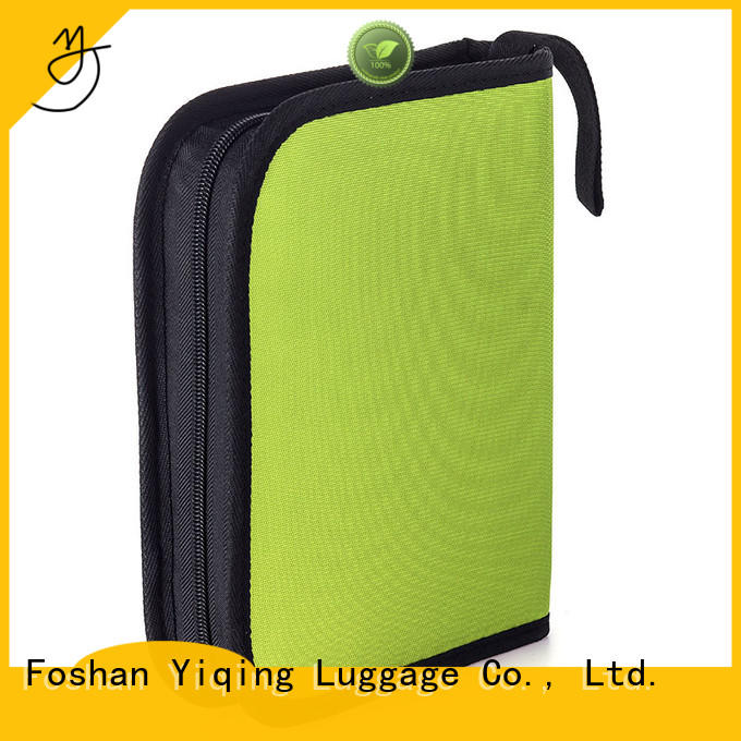Yiqing Luggage canvas personalized toiletry bag supplier for man