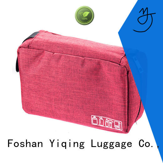 Yiqing Luggage best travel toiletry bag supplier for man
