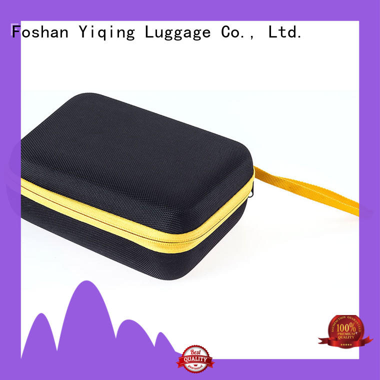 Yiqing Luggage custom best makeup bags manufacturer for woman