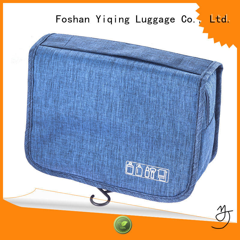 Yiqing Luggage waterproof toiletry bag for women supplier for woman