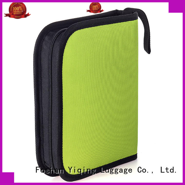 Yiqing Luggage personalized waterproof toiletry bag brand for man