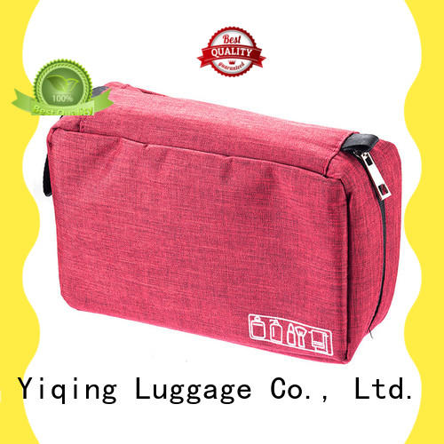 Yiqing Luggage waterproof womens travel toiletry bag supplier for travel