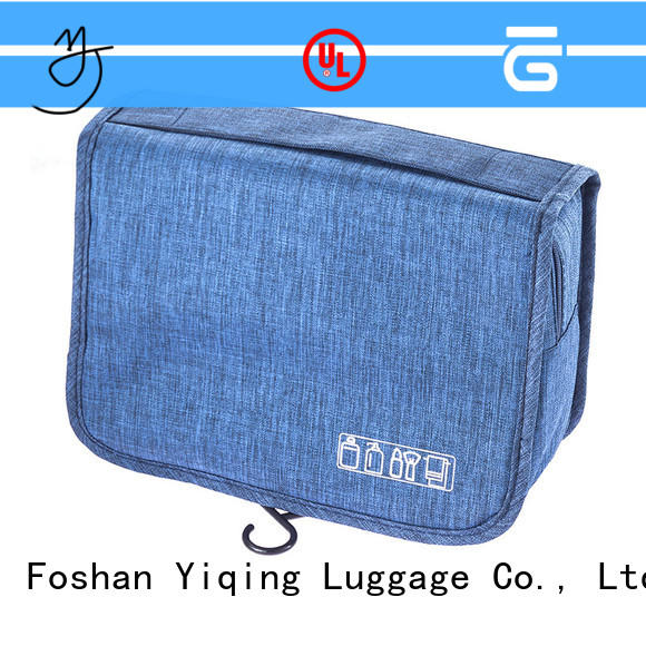 personalized Oxford Toiletries Bag supplier for travel