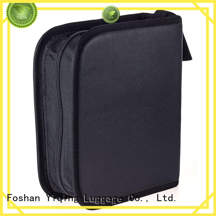 Yiqing Luggage pu cosmetic bag customization for woman