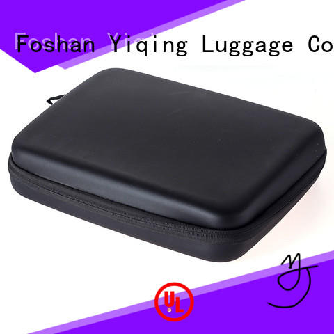 Yiqing Luggage leather cosmetic case customization for woman