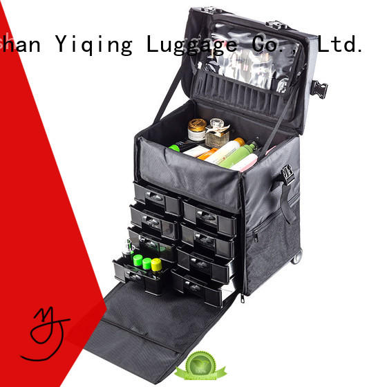 professional makeup trolley bag wholesale