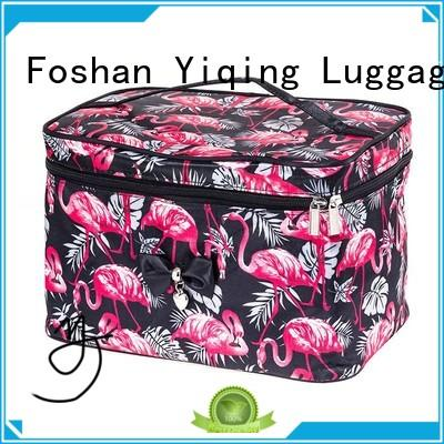 Yiqing Luggage clear pvc cosmetic bag customization for travel