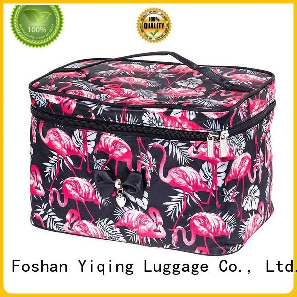 Yiqing Luggage clear cosmetic bags wholesale customization for woman