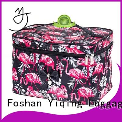 Yiqing Luggage wholesale pvc cosmetic bag wholesale for woman