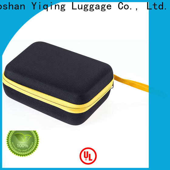 Yiqing Luggage professional makeup cosmetic bag factory for man