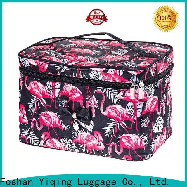 Yiqing Luggage clear pvc travel bags wholesale for travel