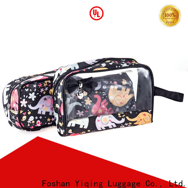 wholesale clear pvc travel bags for sale for travel