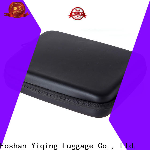 Yiqing Luggage mens leather travel toiletry bag wholesale for woman