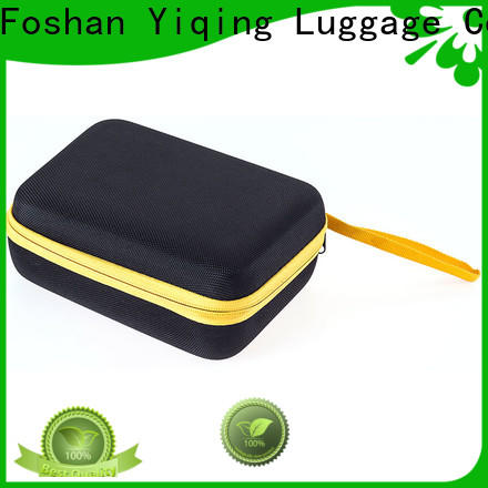 Yiqing Luggage custom personalized cosmetic bags factory for man