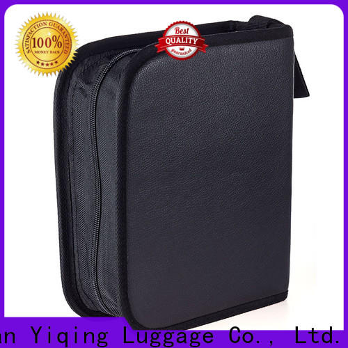 Yiqing Luggage mens leather cosmetic bag for sale for lady