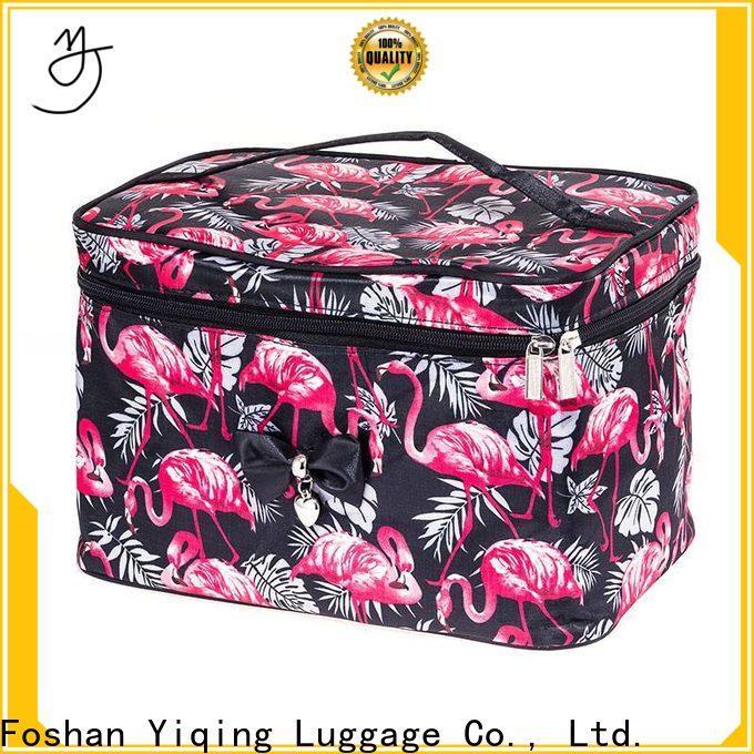 Yiqing Luggage pvc makeup bag customization for man