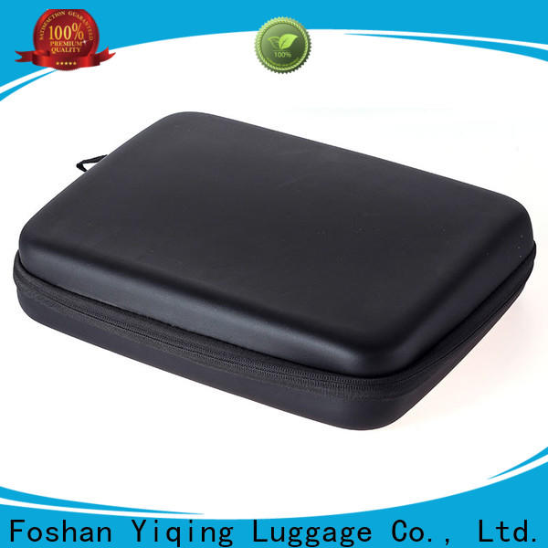 Yiqing Luggage mens leather cosmetic bag customization for man