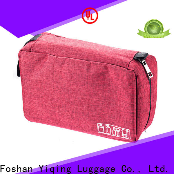 Yiqing Luggage mens toiletry bag supplier for woman