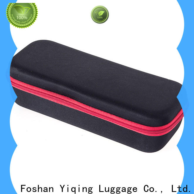 Yiqing Luggage personalized cosmetic bags manufacturer for lady