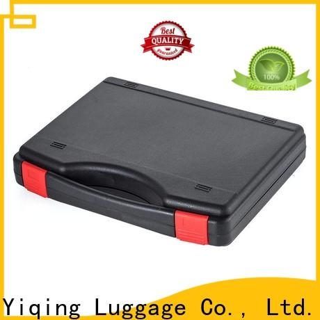 Yiqing Luggage black makeup case manufacturer for work